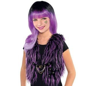 7-Pc Monster High Girl's Halloween Costume